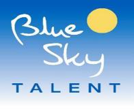 Blue Sky Talent
